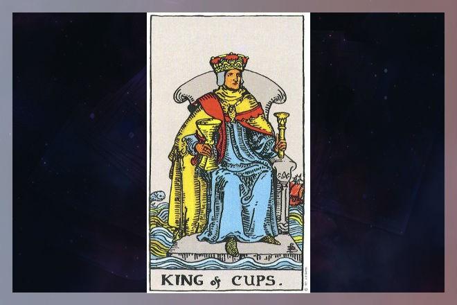 Толкование Короля кубков