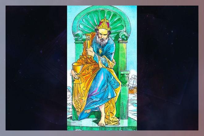 Правитель на изумрудном троне
