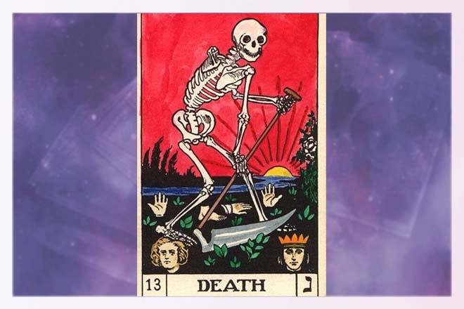 Общее толкование смерти