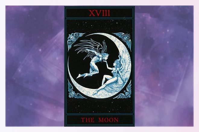 значение аркана луна